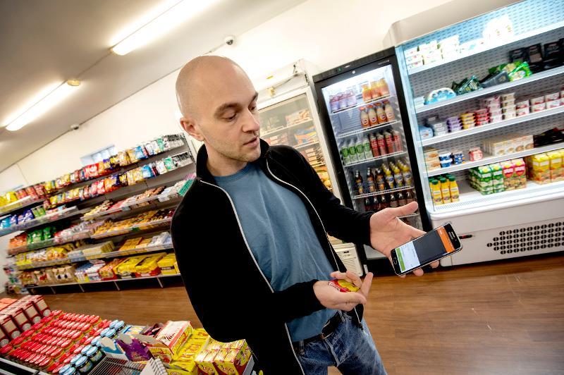 เจ้าของร้านสะดวกซื้อที่ไม่มีพนักงานแคชเชียร์เลย